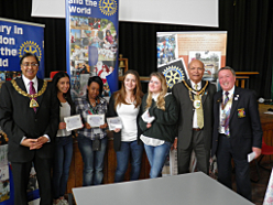 Senior Competition Winners
