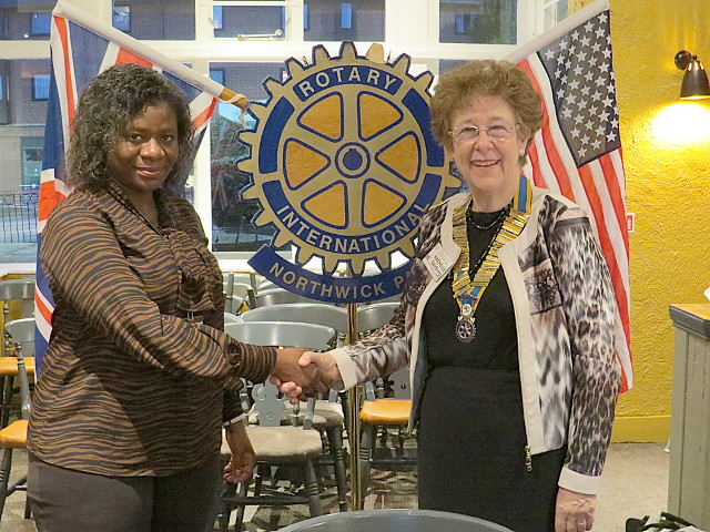 Harrow Food Bank Rated Rotary Club Of Northwick Park