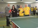 2014 Games DG tries table tennis