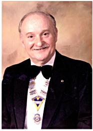 Rotarian David Bakerx248